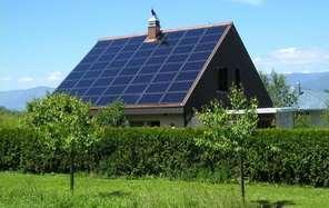 Солнечная электроустановка