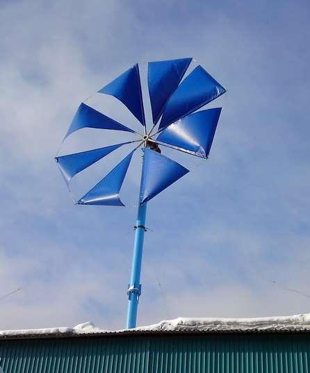 Ветрогенерирующая установка