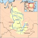 Енисей Реки Сибири