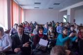 Как здорово, что все мы здесь сегодня собрались! Фото А.С.Ларченко