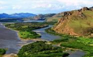 Стояние на реке Селенге