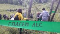 Активисты ОНФ встали на защиту «Крылатских холмов» с целью сохранения зеленого п