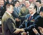 В. Путин: Говорят, вернутся скоро брежневские времена