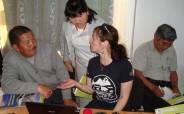 Алтай Иня Бузина Светлана Онгудайский район экотропы
