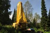 В Тогульском заказнике ведётся незаконная разведка и добыча россыпного золота