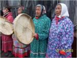 Чукотские женщины и изменение климата