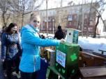 В Кемерово прошел экологический марафон