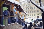 Первый в России общественный холодильник проработал ровно сутки