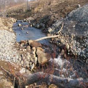 Нагрузка газопроводов на нерестовые реки