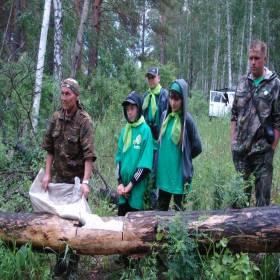Сохраним редкие виды растений и животных Егорьевского заказника