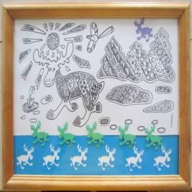Нарисуем – будут жить! (Юбилейный 10-й конкурс детского творчества «Дикие животные родного края». Распространение опыта)