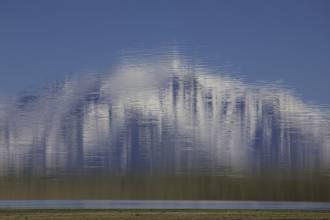 Хребет Южный Алтай. Отражение - Фото Игоря Хайтмана