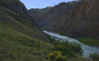 Река Ак-Алаха - Фото Игоря Хайтмана