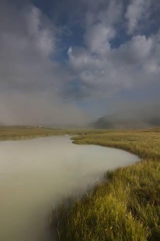 Урочище Бертек. Туманная Ак-Алаха - Фото Игоря Хайтмана