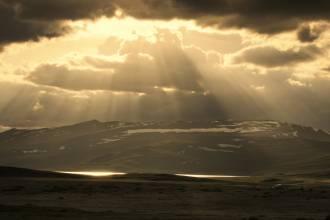 В окрестностях озера Кальджинкуль - Фото Игоря Хайтмана
