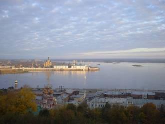 Река Волга