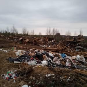 Активисты  добиваются ликвидации свалки с опасными отходами в Зуевском районе