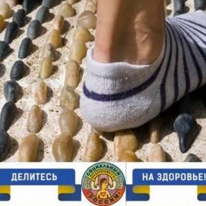 Городские дорожки для Су-джок терапии появятся в России
