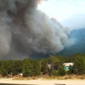 Давно ожидаемая пожарная катастрофа состоялась на Байкале