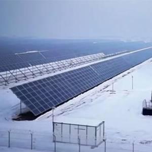 Крупнейшая в Сибири солнечная электростанция заработала в Абакане