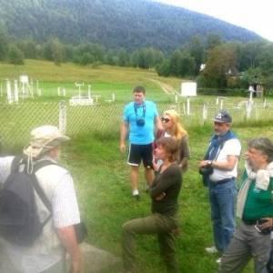 Алтайский биосферный заповедник встретил коллег из других регионов