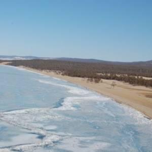 Зимний остров Ольхон. Без восторгов и «завлекалок»