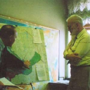 Алексей Владимирович Яблоков и Байкал