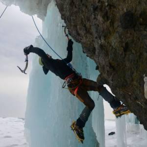 Научиться ледолазанию и ночёвке в снежных пещерах
