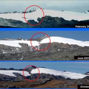 Глобальное потепление или Малый ледниковый период?