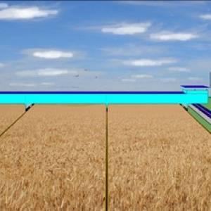 Энергоавтономная АМАК-система для производства зерна