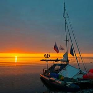 Вокруг центральных Курильских островов