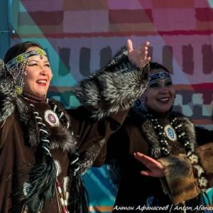 """нофестиваль """"Дзялбу"""" в Магадане возрождает традиции народов Севера"""