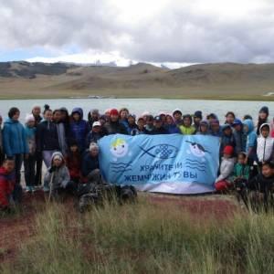 Озера Ак-Холь и Чагытай стали чище