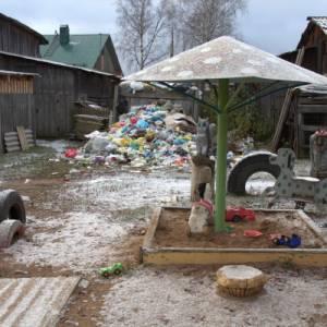 Активизировать работу по решению проблемы со стихийными свалками в Сидоровке