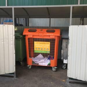 Пилотный проект ОНФ по раздельному сбору мусора  стартовал в Таганском районе Мо