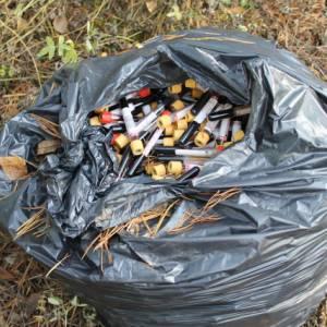 Кировские активисты ОНФ обнаружили свалку опасных медицинских отходов класса «Б»