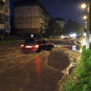 Наводнение в Горно-Алтайске: вина – на правительстве Бердникова