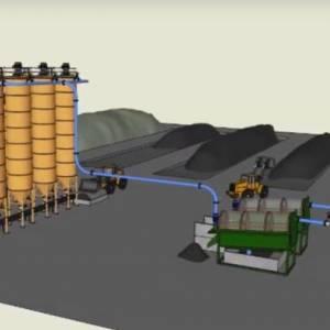 Производство магниевых удобрений из горнопромышленных отходов и сапропеля