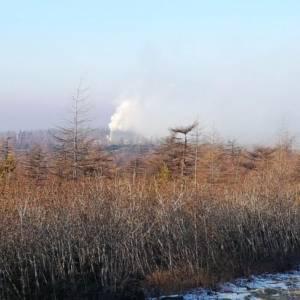 Коренные жители Сахалина выступили против сжигания нефтеотходов