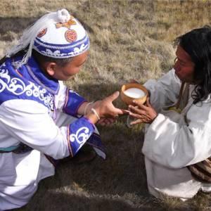 Всемирное наследие на Алтае защищают американские индейцы