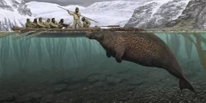 «Жила-была морская корова»