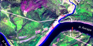 Спутниковый мониторинг загрязнений рек при добыче россыпного золота в Красноярском крае