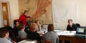 Cтартовый семинар по проекту «Газета «Местная»