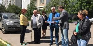 """Общественникам удалось добиться отмены ежегодных автогонок в парке """"Москворецкий"""""""