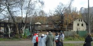 Общественные инспекторы московского отделения ОНФ обнаружили нарушения в парке «Лосиный остров»