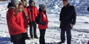 Участники команды «Молодежки ОНФ» не обнаружили признаков эксплуатации полигона в Костино после закрытия