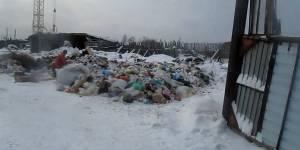 Кировские активисты ОНФ просят прокуратуру проверить работу мусороперегрузочной станции в Кирсе