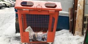 Активисты ОНФ в Москве добились установки контейнера для раздельного сбора отходов в САО