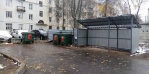 В Кирове исправлять дефекты на одних контейнерных площадках будут за счет других