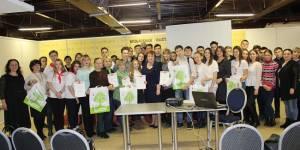 Кузбасские волонтеры работают на экологическое будущее